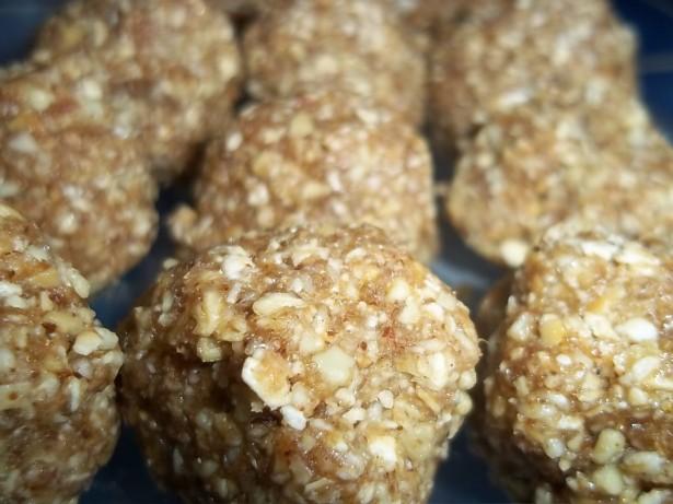 no bake oatmeal balls recipe
