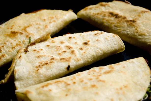 breakfast-taco-cooking