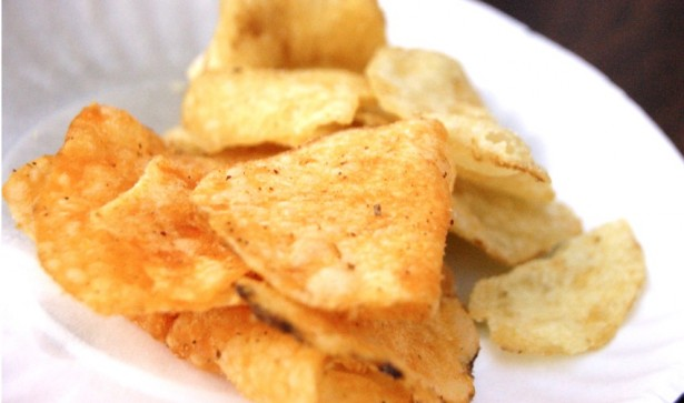 sweet and salty kettle chips