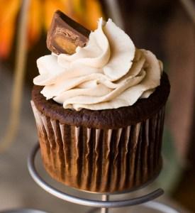 PB Cup Cupcake