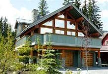 Whistler VRBO Photos of Gleneagles - 5BR 5.5Bath Private Estate Hot Tub-Views