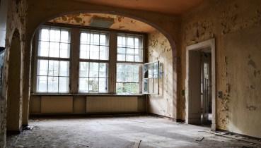 Elisabeth Sanatorium | Photo Marvin Kolk