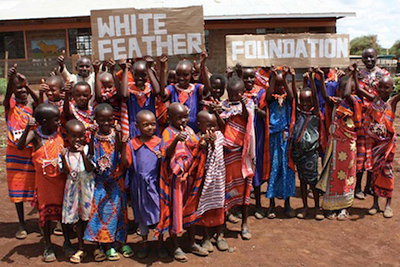 White Feather Foundation Kenya Interactions And Solidarity