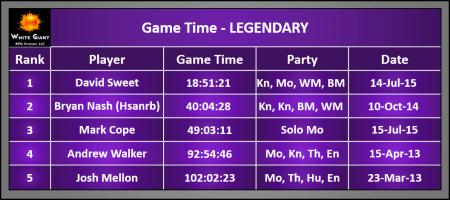 GameTime-Legendary