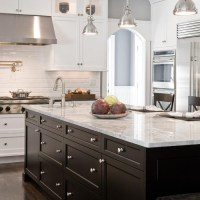 Beautiful Rooms | White Kitchens