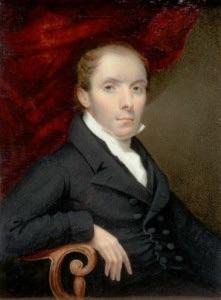 Self-portrait of Thomas Edwards (1795-1869)