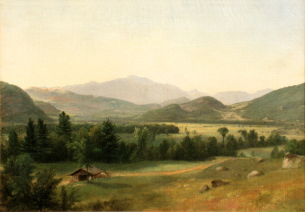 Mount Washington from Sunset Hill, North Conway by Asher B. Durand