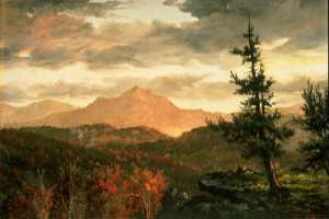 Mount Washington by Gamaliel Waldo Beaman