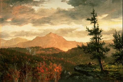 Mount Washington by Gamaliel Waldo Beaman
