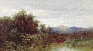 Souvenir of North Conway by Alfred Thompson Bricher