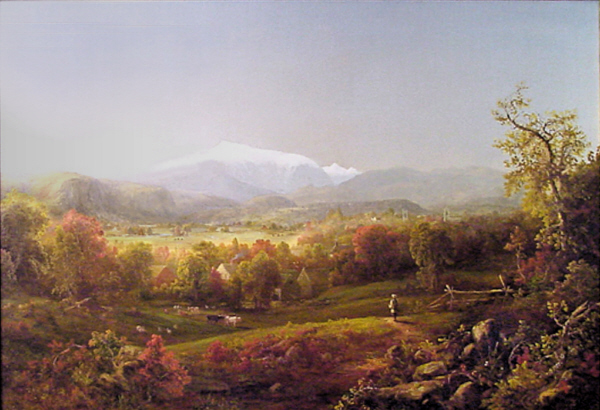 Mount Washington by DeWitt Clinton Boutelle