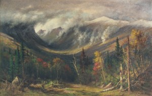 Mount Lafayette by Edward Hill