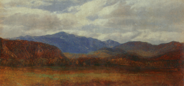 Mount Washington from the Intervale by William Hart