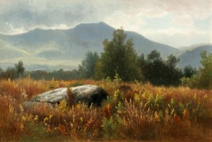 Moat Mountain by Benjamin Champney