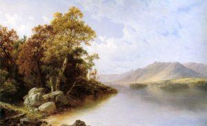 Lake Winnipesaukee by David Johnson