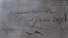 Berkshire Hills, Conn. / David Johnson. 1877.