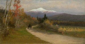 Mount Lafayette by Edward Hill