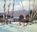 Mount Chocorua from Chocorua Lake, Tamworth by Harry H. Howe