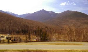Mount Adams from the Glen