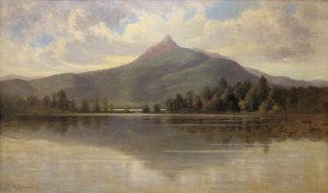 Mount Chocorua from Little Chocorua Lake, Tamworth by Nicolay Tysland Leganger