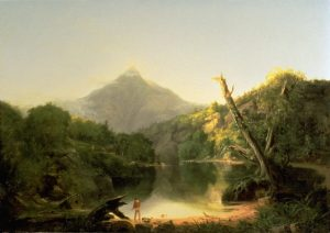 Mount Chocorua by Thomas Cole
