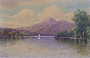 Mount Chocorua by William F. Paskell