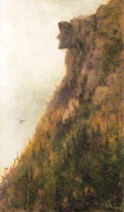 Old Man of the Mountain by William Henry Hilliard