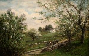 Thorn Mountain Road, Jackson by Frank Henry Shapliegh