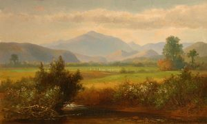 Mount Washington from the North Conway Intervale by Benjamin Champney