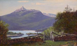Mount Chocorua by Frank Henry Shapleigh
