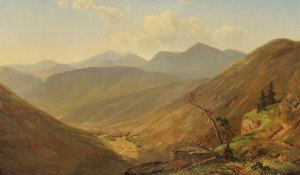 Crawford Notch from Mount Willard by William Sheridan Young