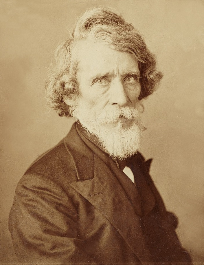 Russell Smith (1812-1896) circa 1893