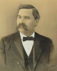 William T. Robinson (1835-1895) Self-Portrait