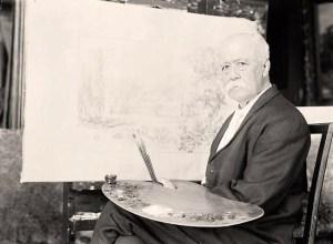 John Ross Key (1832-1920) 1914 Photo by Harris and Ewing