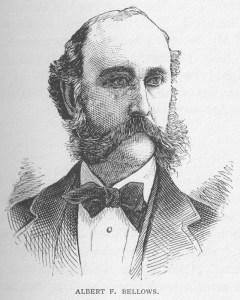 Albert Fitch Bellows (1829-1883)