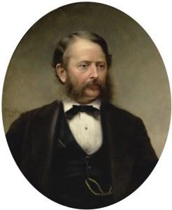 John Frederick Kensett by David Johnson