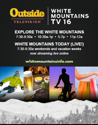 White Mountains TV Card