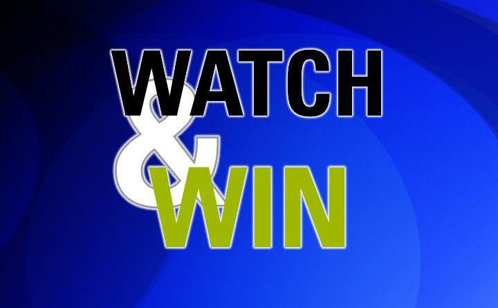 Watch Live TV, Win Prizes! See what's coming up.