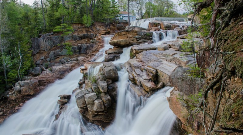Mt Washington Valley Waterfalls Guide