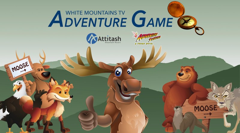 Play the White Mountains TV Adventure Game!