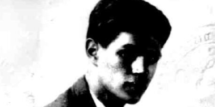 Alger Hiss' 1924 passport photo