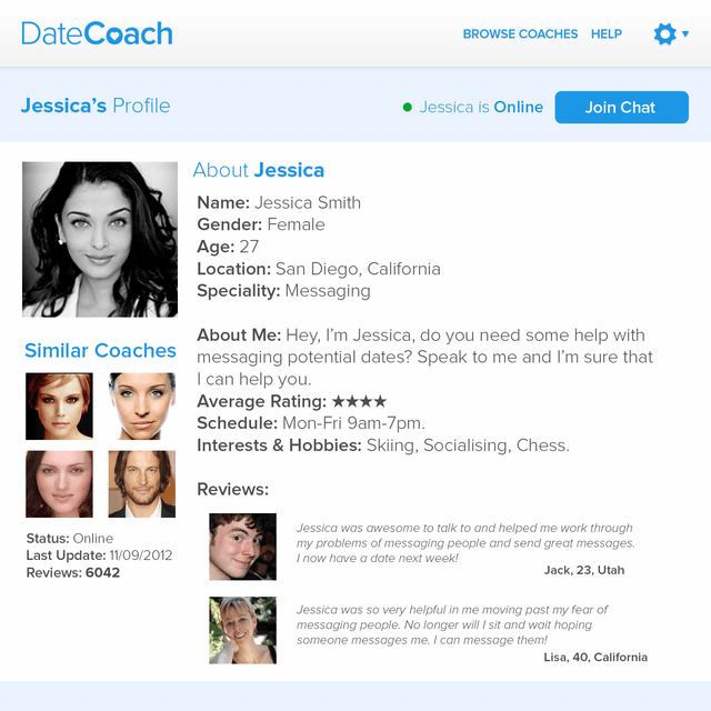 DateCoach