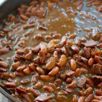 Ultimate Crockpot BBQ Baked Beans