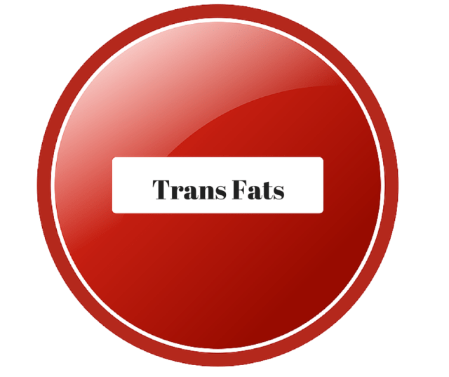 Why I Do Not Eat Trans Fats