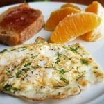 Eggs with Chives