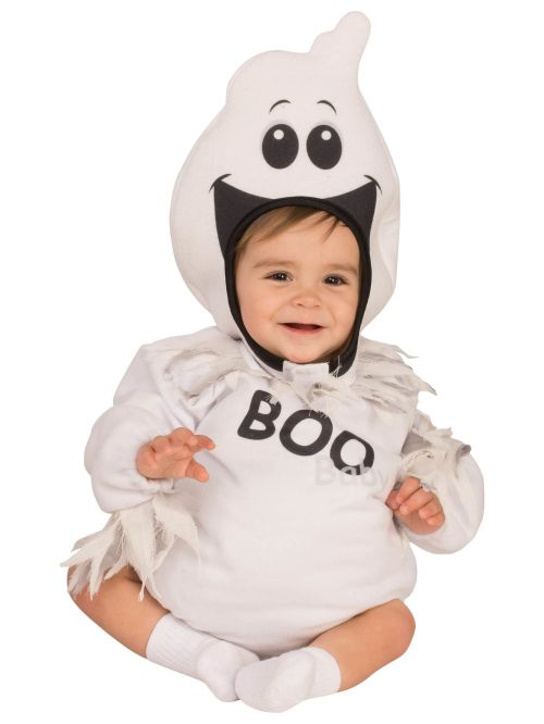 Medium Of Toddler Ghost Costume