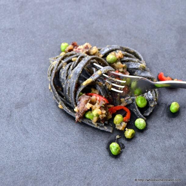 Leftover Lamb Pasta from Wholesome Ireland - Irish Food & Parenting Blog