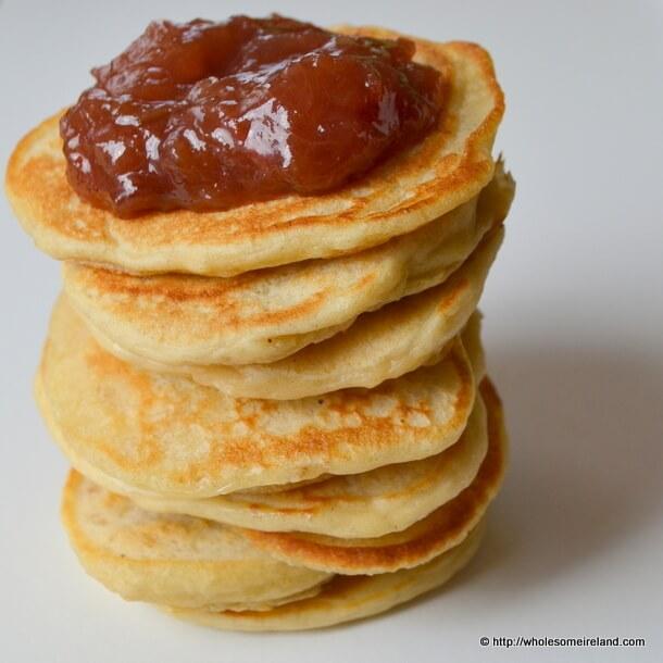 Lazy Porridge Pancakes - Wholesome Ireland - Irish Food & Parenting Blog