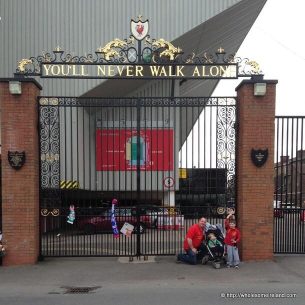 Liverpool Pilgrimage