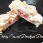Cherry Crescent Breakfast Braid